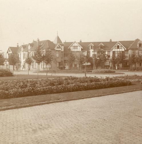 0007 Kleverpark n w zijde Haarlem