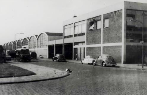 Werfstraat vermaat 1967